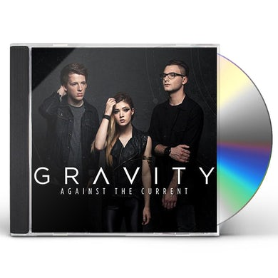 Against The Current GRAVITY CD