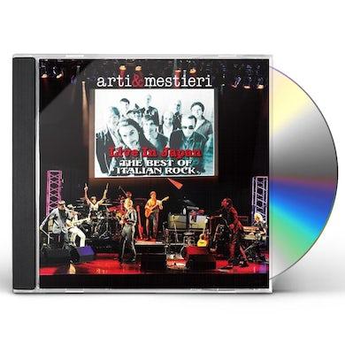 ARTI & MESTIERI LIVE IN JAPAN: BEST OF ITALIAN ROCK CD