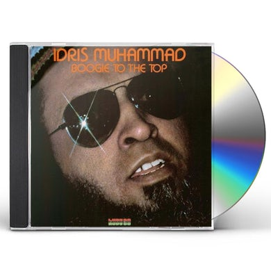 Idris Muhammad BOOGIE TO THE TOP CD