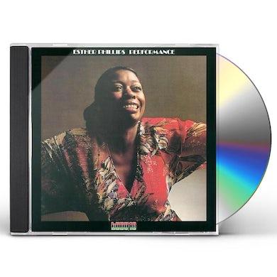 Esther Phillips PERFORMANCE CD