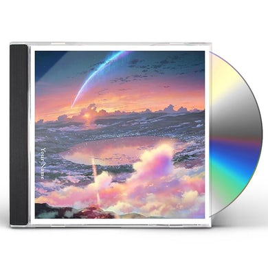 RADWIMPS YOUR NAME (ENGLISH VERSION) CD