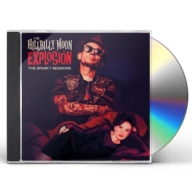 Hillbilly Moon Explosion SPARKY SESSIONS CD