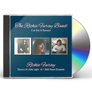 Richie Furay I'VE GOT A REASON / DANCE A LITTLE LIGHT / I STILL CD