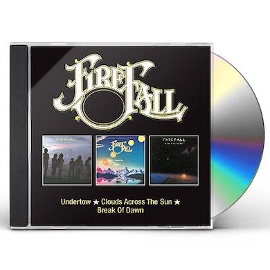 Firefall UNDERTOW / CLOUDS ACROSS THE SUN / BREAK OF DAWN CD