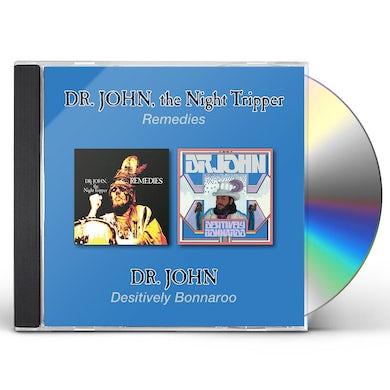 Dr. John REMEDIES / DESITIVELY BONNAROO CD