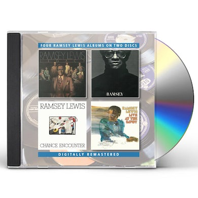 Ramsey Lewis LEGACY / RAMSEY / CHANCE ENCOUNTER / LIVE AT SAVOY CD