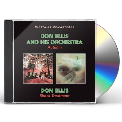 Don Ellis AUTUMN / SHOCK TREATMENT CD