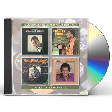 Charley Pride BEST OF / BEST OF 2 / BEST OF 3 / GREATEST HITS CD