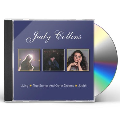 Judy Collins LIVING / TRUE STORIES & OTHER DREAMS / JUDITH CD