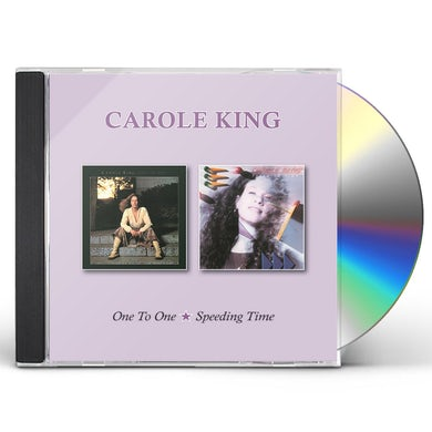 Carole King ONE TO ONE / SPEEDING TIME CD