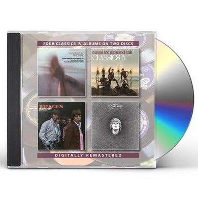 Classics IV SPOOKY / MAMAS & PAPAS / SOUL TRAIN / TRACES CD