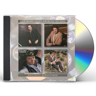 Mickey Gilley SONGS WE MADE LOVE TO / THAT'S ALL THAT MATTERS TO CD