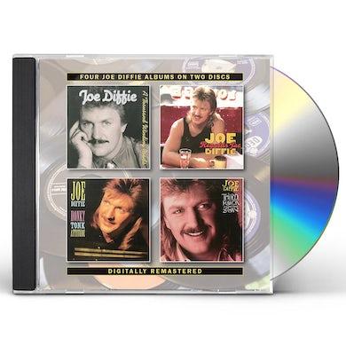 Joe Diffie THOUSAND WINDING ROADS / REGULAR JOE / HONKY TONK CD