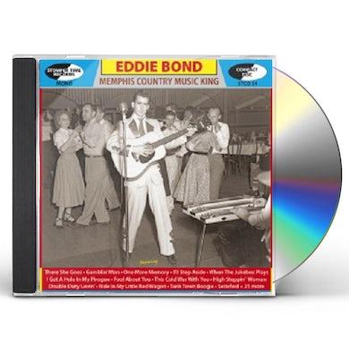 Eddie Bond MEMPHIS COUNTRY MUSIC KING CD