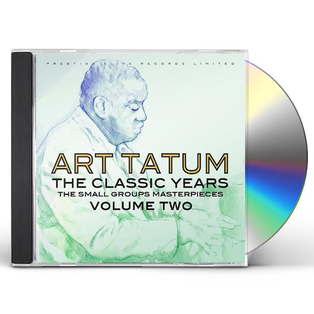 Art Tatum CLASSIC YEARS 2 CD