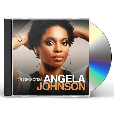 Angela Johnson IT'S PERSONAL CD