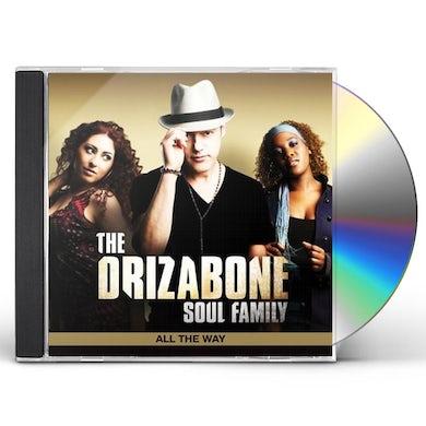 Drizabone Soul Family ALL THE WAY CD