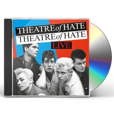Theatre Of Hate LIVE CD