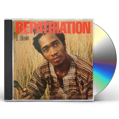 U Brown REPATRIATION + DICKIE RANKIN CD