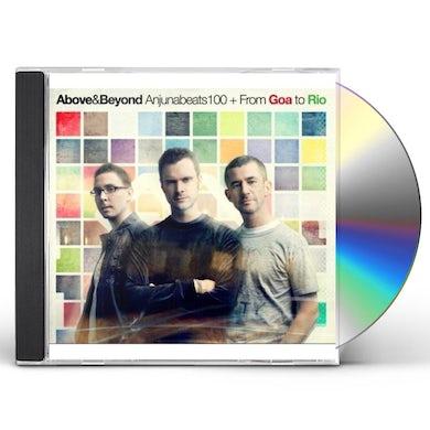 Above & Beyond ANJUNABEATS 100 CD