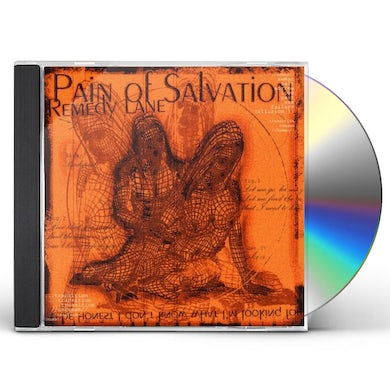 PAIN OF SALVATION REMEDY LANE CD