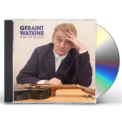 Geraint Watkins RUSH OF BLOOD CD