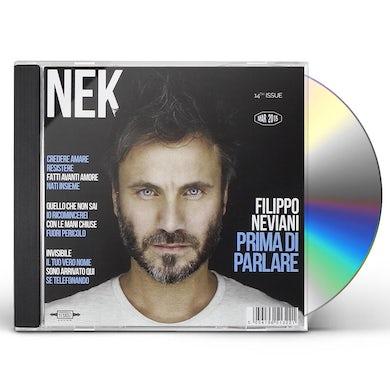 Nek PRIMA DI PARLARE CD