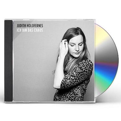 Judith Holofernes ICH BIN DAS CHAOS CD