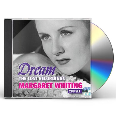 Margaret Whiting DREAM: THE LOST RECORDINGS CD