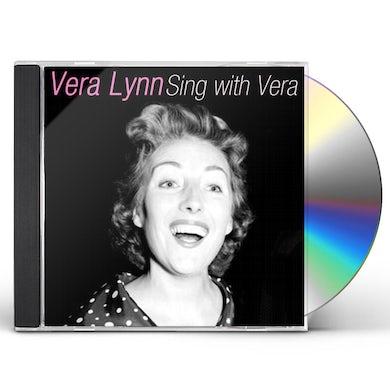 Vera Lynn SING WITH VERA CD