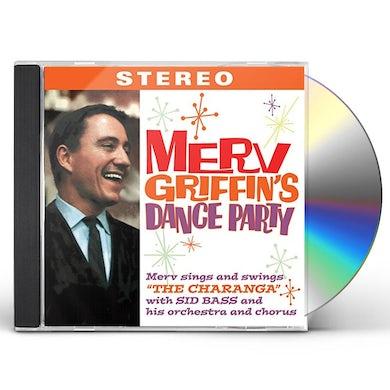 MERV GRIFFIN'S DANCE PARTY CD