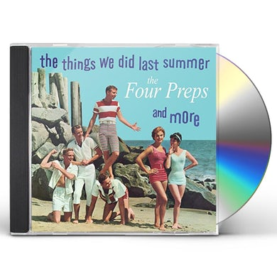 THINGS WE DID LAST SUMMER & MORE CD