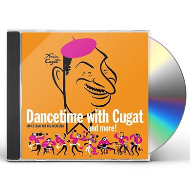 DANCETIME WITH XAVIER CUGAT CD