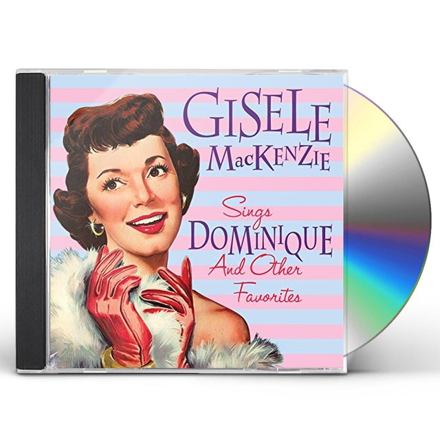 Gisele Mackenzie SINGS DOMINIQUE & OTHER FAVORITES CD