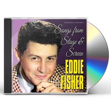 SONGS FROM STAGE & SCREEN CD