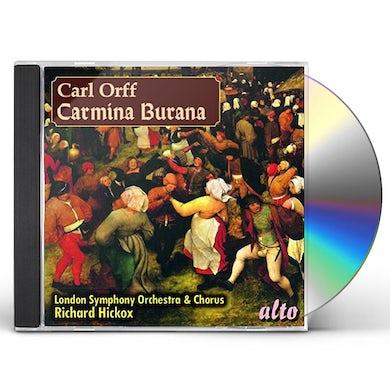 London Symphony Orchestra CARMINA BURANA - CANTIONE PROFANAE CD