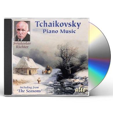 Sviatoslav Richter TCHAIKOVSKY PIANO RECITAL CD