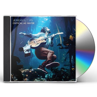 Jeremy Loops CRITICAL AS WATER CD