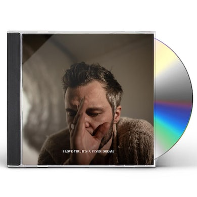 The Tallest Man On Earth I LOVE YOU. IT'S A FEVER DREAM. CD