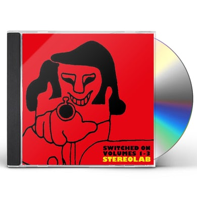 Stereolab SWITCHED ON 1-3 CD