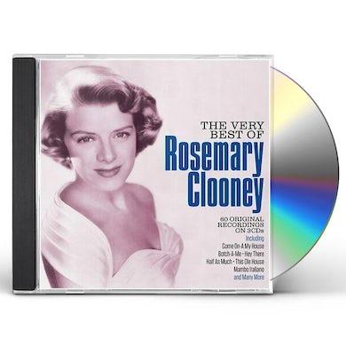 Rosemary Clooney VERY BEST OF CD