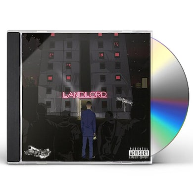 Giggs LANDLORD CD
