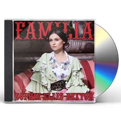 Sophie Ellis-Bextor FAMILIA: LIMITED DELUXE BOOKBOUND EDITION CD