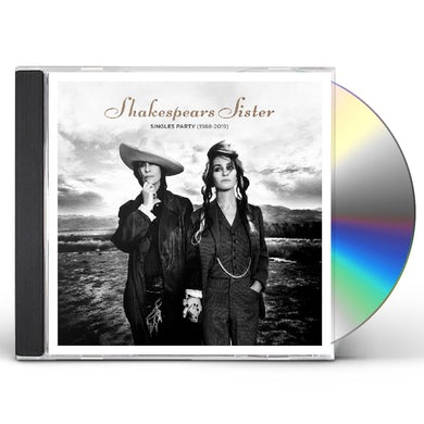 Shakespears Sister SINGLES PARTY (1988-2019) CD