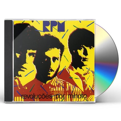 RPM REVOLUCOES POR MINUTO CD