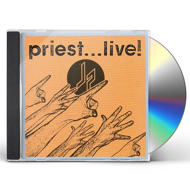 Judas Priest PRIEST... LIVE ! CD
