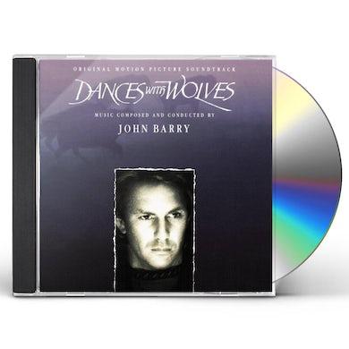 John Barry DANCES WITH WOLVES / Original Soundtrack CD