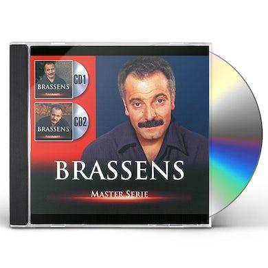 Georges Brassens MASTER SERIE VOL 1 & 2 CD