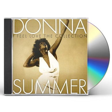 Donna Summer I FEEL LOVE: THE COLLECTION CD