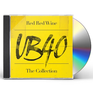 Ub40 RED RED WINE: THE COLLECTION CD